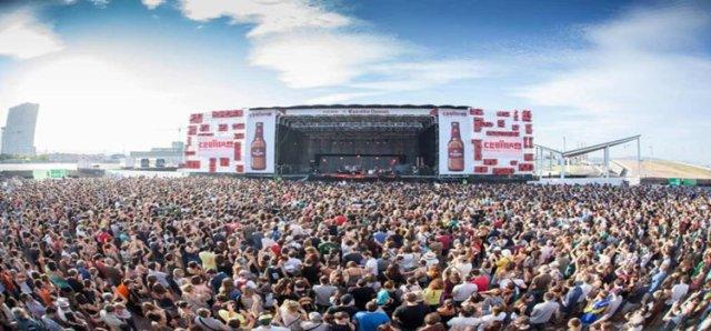 Escenario Festival Cruïlla