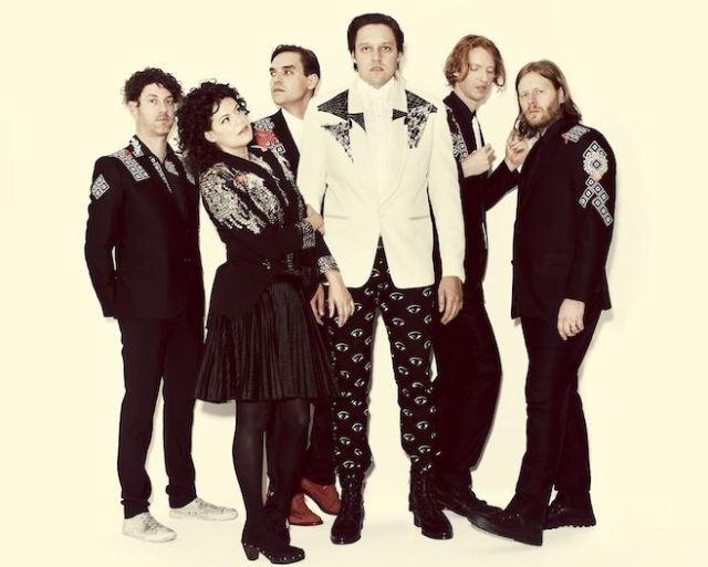 Arcade Fire también están confirmados en el Bilbao BBK Live.