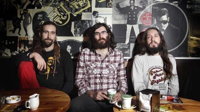 Arizona Baby fue banda referente en la edición de 2015.