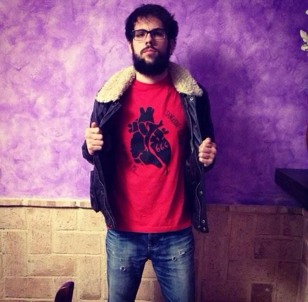 Emilio Bonilla batería de Tangerine Flavour.