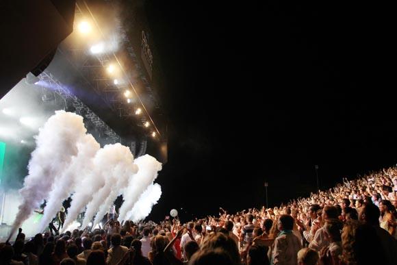 Cap Roig Festival se celebrá del 8 de Julio al 17 de Agosto.