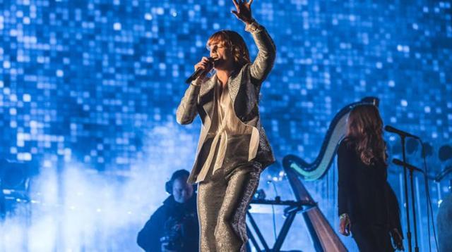 La fuerza de Florence and the machine sobre el escenario te hará disfrutar en sus conciertos.