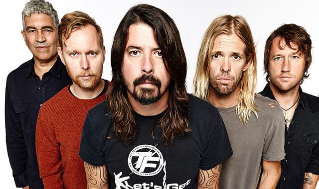 Novedades sobre los Foo Fighters.