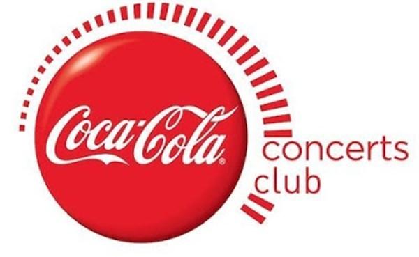 Vuelven los Coca-Cola Concerts Club.