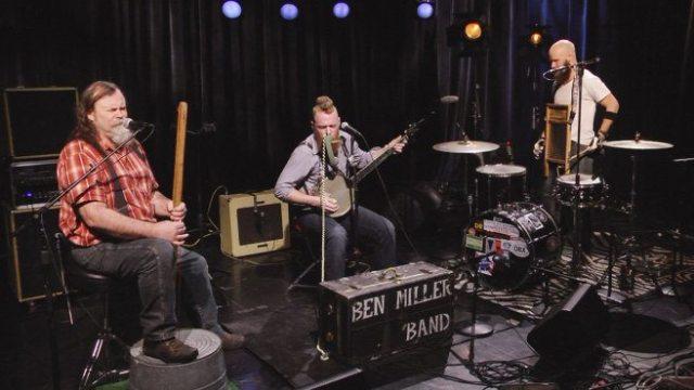 Ben Miller Band tocaran en la última jornada del Mad Cool.