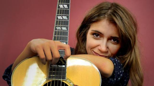 Carmen Boza estará presente en el concierto que cierre la edición número 6 de Girando por Salas.