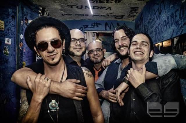 La banda madrileña Ergo.