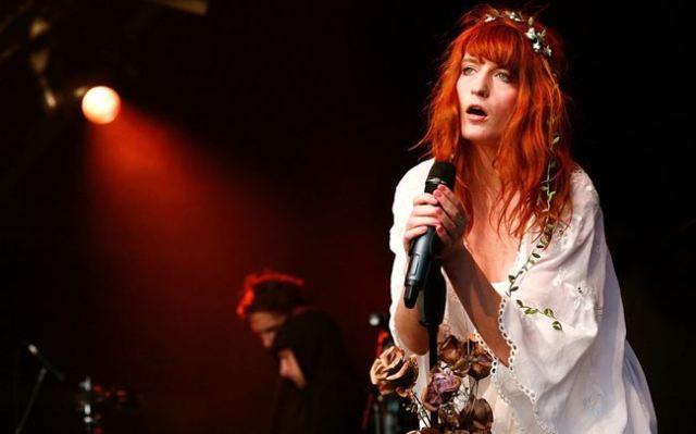 Florence and the machine estarán en Barcelona y Madrid.