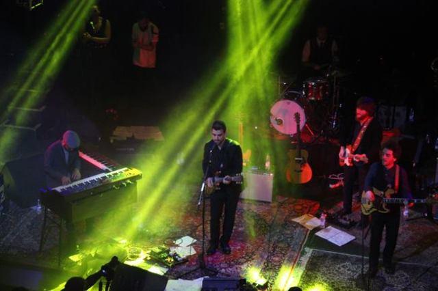 Blues, soul y rock se fusionaron de la mano de Anaut.
