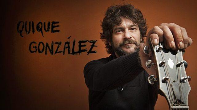 Quique González llevara su nuevo disco hasta el festival Ebrovisión.
