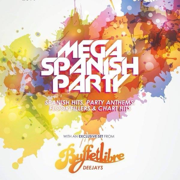 Y después del concierto de Zahara, la fiesta sigue en Rock Sin Subtítulos con la Mega Spanish Party.