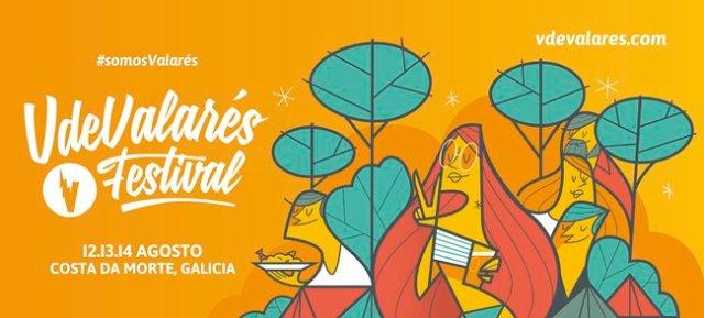 Del 12 al 14 de Agosto se celebra el festival V de Valarés