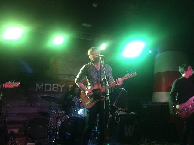 Of Moths And Stars fueron los siguientes en tocar en la fiesta de presentación del BBK Live.