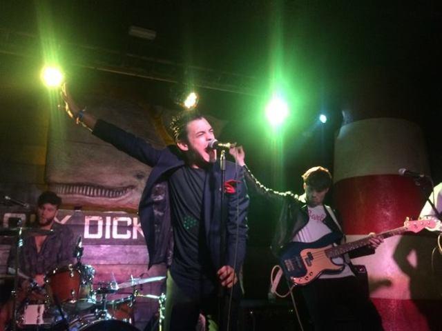 Greenclass fueron los encargados de cerrar la fiesta de presentación del BBK Live.