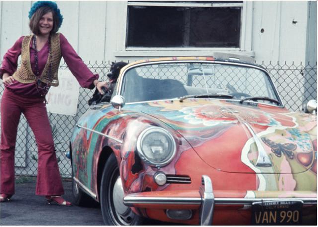 El documental Janis se podrá ver durante el Mad Cool Screen.