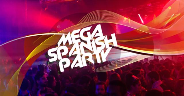 Llega una nueva edición de Mega Spanish Party de la mano de Rock Sin Subtítulos.