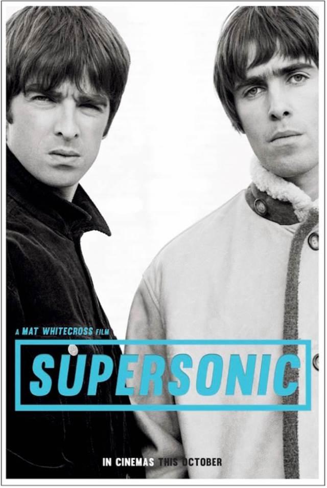 El documental ¨Supersonic¨de Oasis llegará a los cines en Octubre.