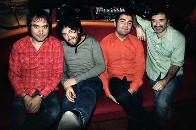 La banda de Gijón Peralta.