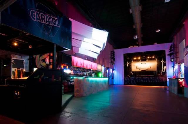La sala Caracol albergara la primera edición en Madrid de la Wild Party.