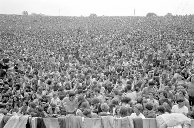 Woodstock llega a Madrid de la mano de Mad Cool.