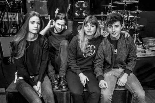 Belako ha sido la primera banda confirmada en el festival Granapop