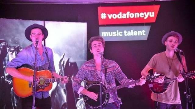 Dear Audrey ganadores de la edición de 2015 de Vodafone Yu