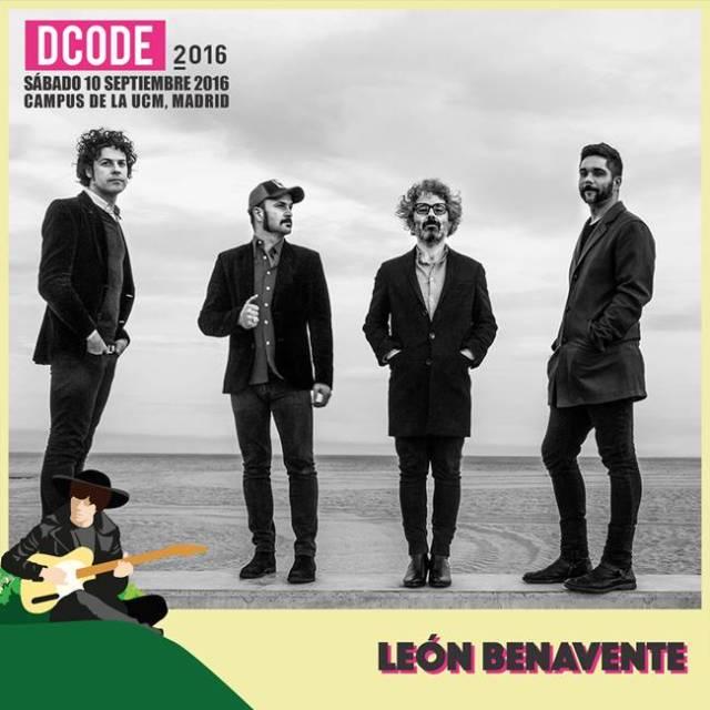 León Benavente presentaran ¨2¨ en el Dcode