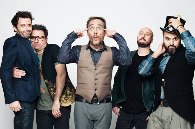 Love Of Lesbian presentaran su ¨Poeta Halley¨ en el festival Interestelar de Sevilla.