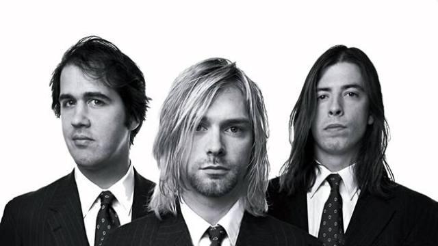 Nirvana, grupo más significativo del movimiento Grunge