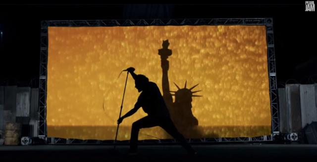 Pearl Jam sigue emocionando con su música