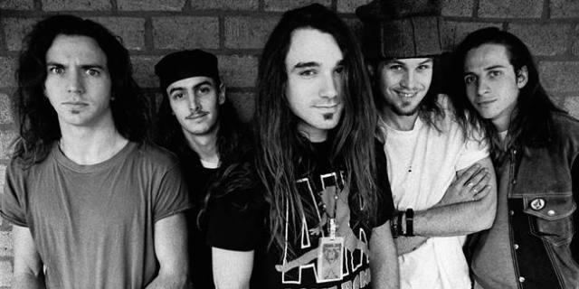 Pearl Jam debuto con el disco ¨Ten¨