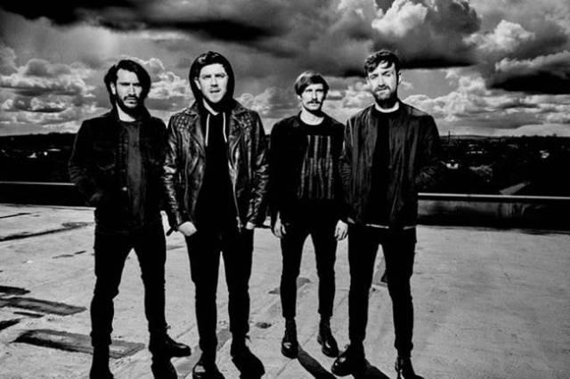 Twin Atlantic presentan su nuevo single ¨No Sleep¨, además de que tocarán en el festival Mad Cool.