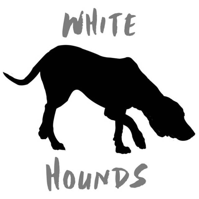 white hounds