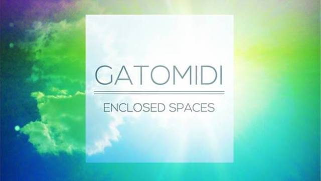 Enclosed Spaces es el primer LP de Gatomidi