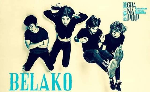 Belako son otra de las jóvenes realidades del panorama musical nacional.