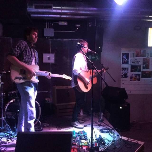 Bluestain durante su actuación en Mi rollo es rockalive.