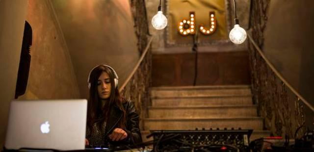 Miss Deep`In cerrara la fiesta de presentación del Low Festival con su DJ Set