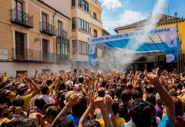 Sonorama Ribera 2017 se vivirá de nuevo en las calles.