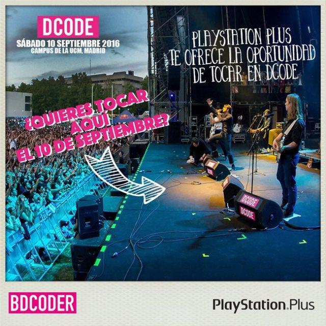 El último grupo del Dcode Fest saldrá del concurso Bcoder