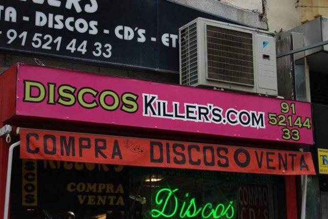 Discos Killer´s