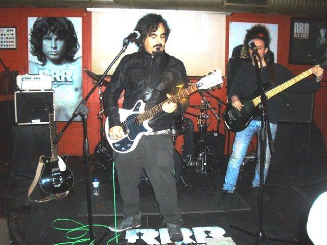 ¨La Harley´es el nuevo disco de Jesus Ksavie Band.