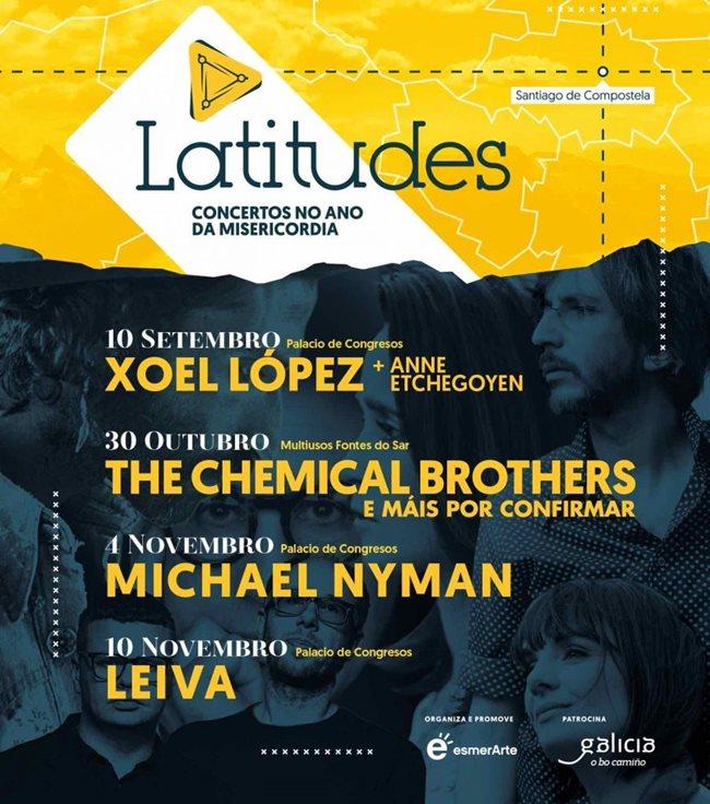 Ciclo de conciertos Latitudes 2016