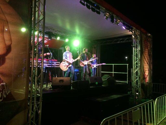 Mechanismo presentaron ¨The Forlon Hope¨ en el Festival Gigante