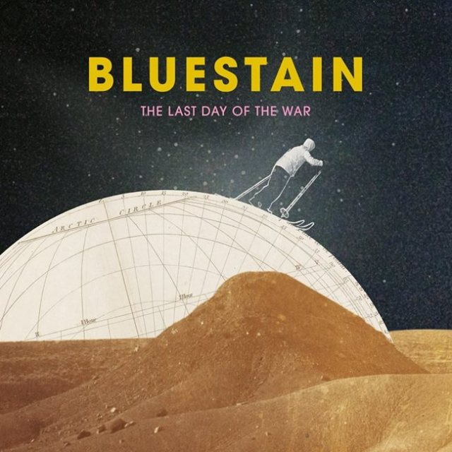 ¨The Last Day of the war¨nuevo EP de Bluestain