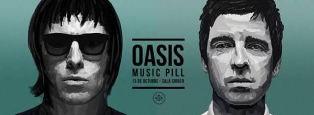 Oasis Music Pill