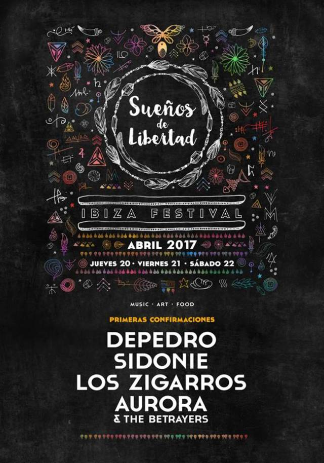 Sueños de Libertad · Ibiza Festival