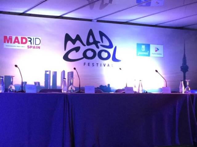 La segunda edición de Mad Cool Festival se celebrará los días 6,7 y 8 de Julio
