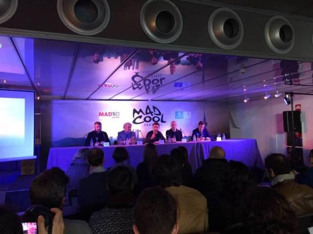 Rueda de prensa presentación Mad Cool Festival 2017