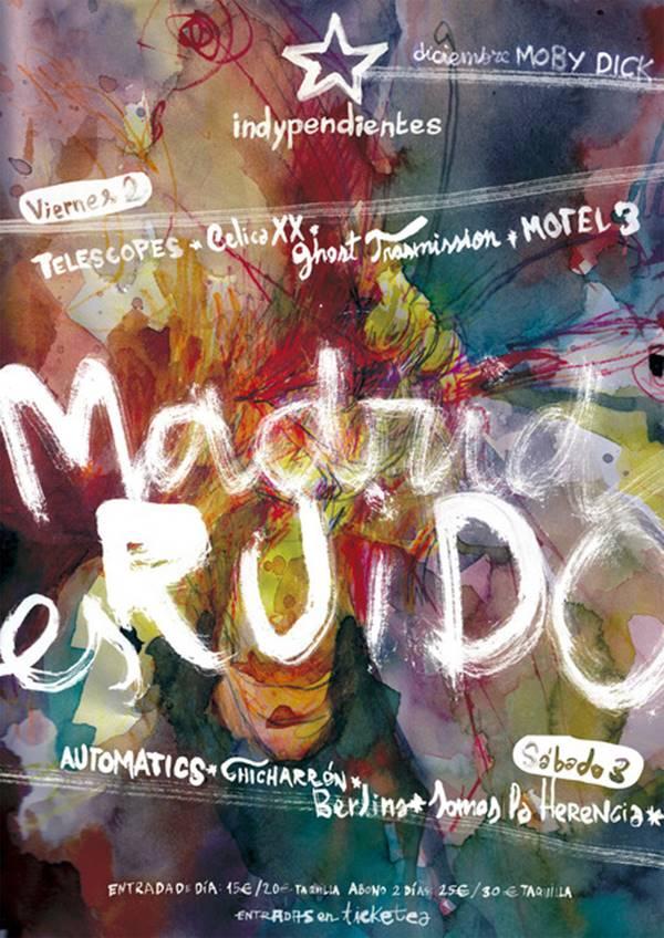 Madrid Es Ruido Fest