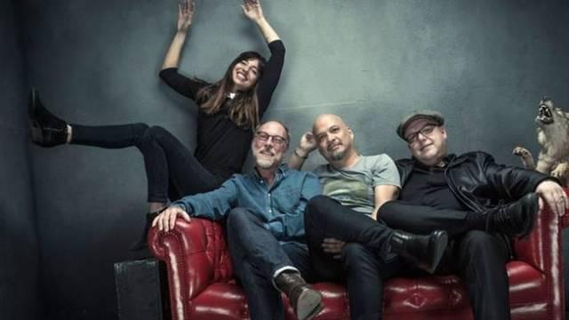 Pixies llegán a Barcelona